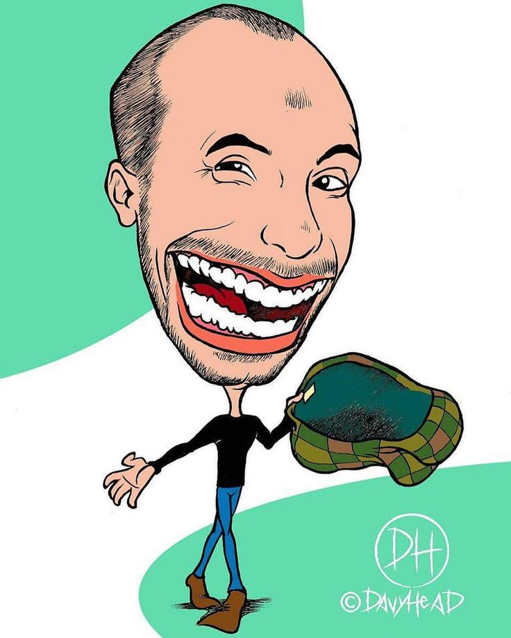 Paolo. ©Davyhead #davyhead #caricature #caricatura #caricaturas #caricatures #comics #drawing