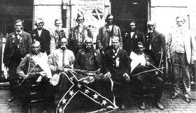 Cherokee Civil War Veterans