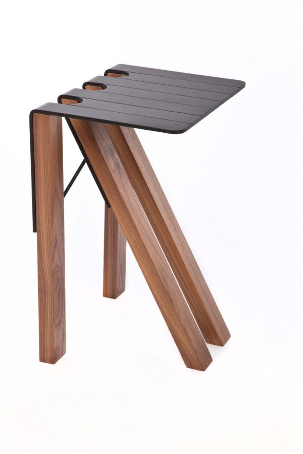 The High & Tight Stool by Curtis Micklish - Design Milk