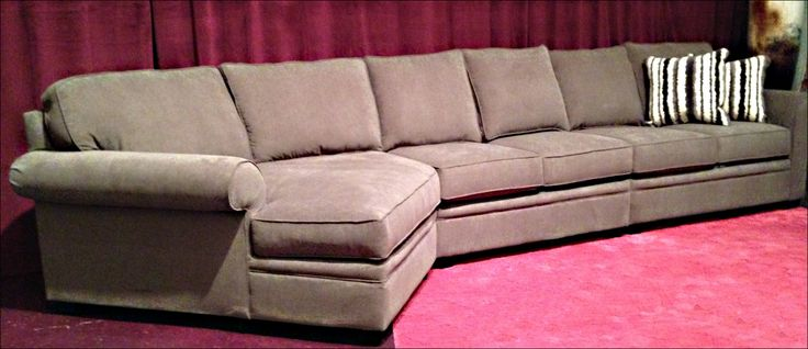 Extra Long sofa with Chaise