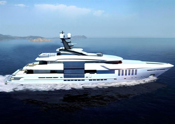 OURANOS ADMIRAL CF50 | Luxury Yacht Charters