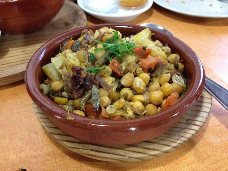Ropa Vieja is a local product of Teror in Gran Canaria