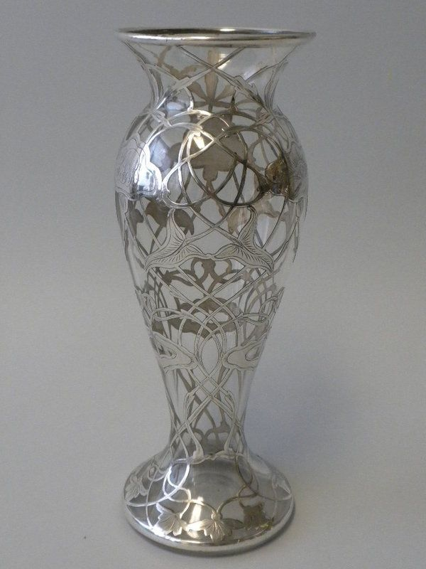 59 best images about art nouveau on pinterest pewter glass vase and antiques. Black Bedroom Furniture Sets. Home Design Ideas