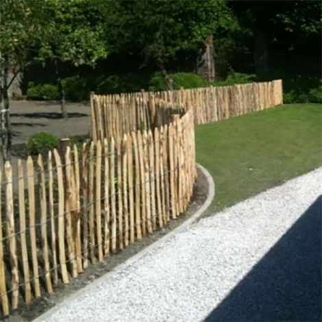 17 best ideas about cloture chataignier on pinterest for Cloture jardin 78