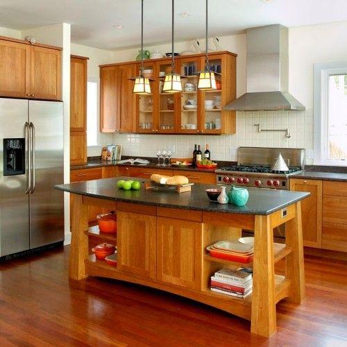 Best 163 Best Craftsman Kitchens Images On Pinterest 400 x 300