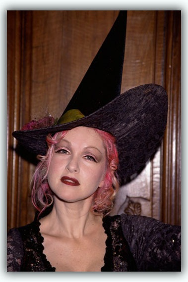 Witches just want to have fun - Cyndi Lauper