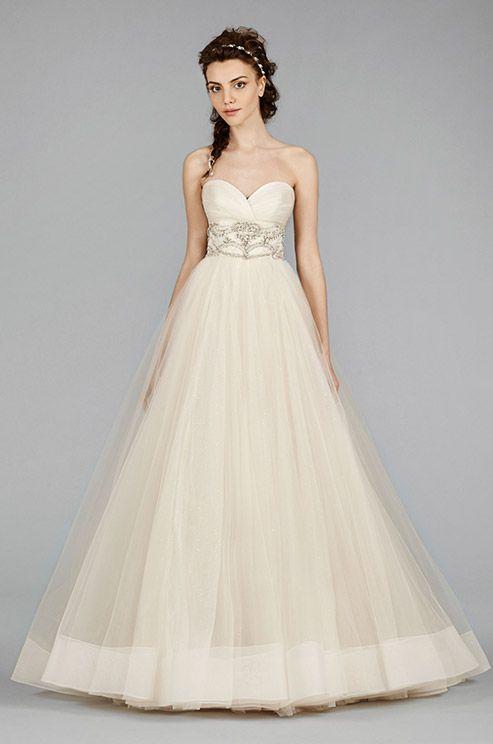 19 best Lazaro Wedding Dresses images by Janice Woo on Pinterest ...