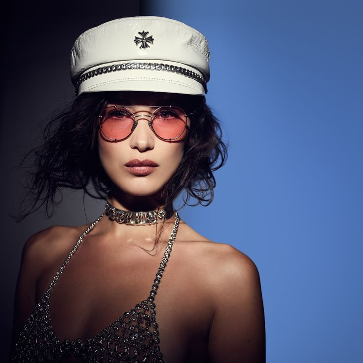 Bella Hadid's Chrome Hearts Collab Will Debut at Paris Fashion Week
