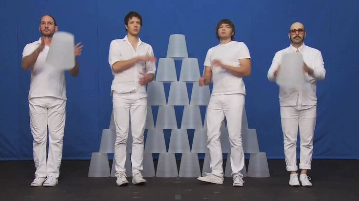 I will never, ever, ever, tire of watching this video!        OK Go - White Knuckles - Official Video