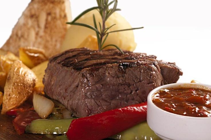 Delicious Sirloin Meat
