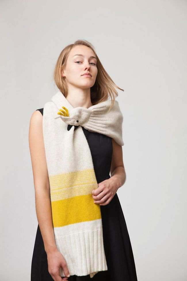 OMG! These are Coolest Knitted Scarfs! | CREATIVE IN HOME