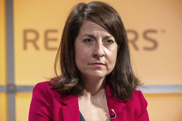 Liz Kendall wasn't having it when a reporter for the Mail asked about her body