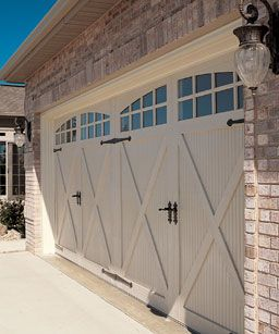 chi fiberglass garage doors