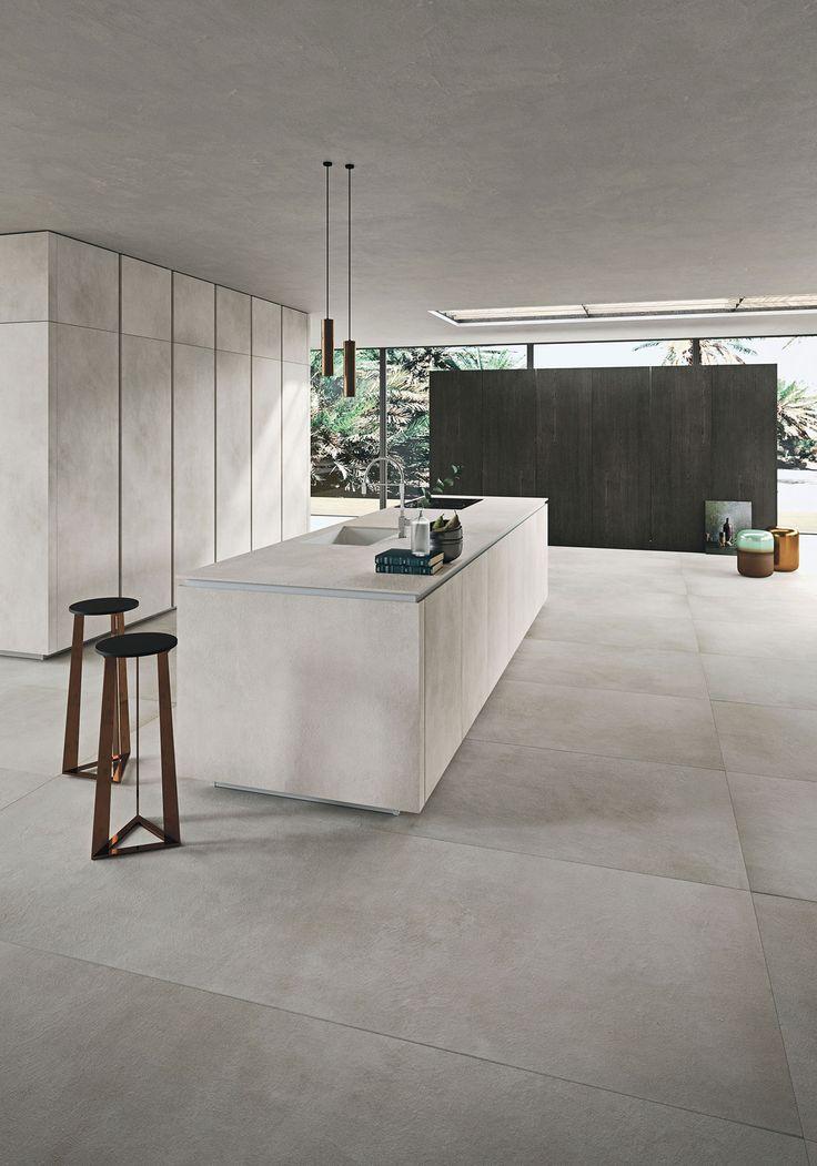 Design kitchens Snaidero Way Materia