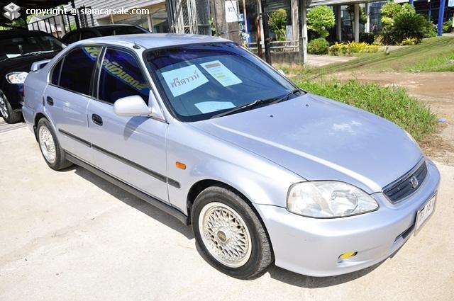 ขายรถ Honda [มาใหม่] Civic VTEC LEV VTi ปี 2001 http://www.siamcarsale.com/car/3575/01/Honda/Civic/VTEC%20LEV%20VTi