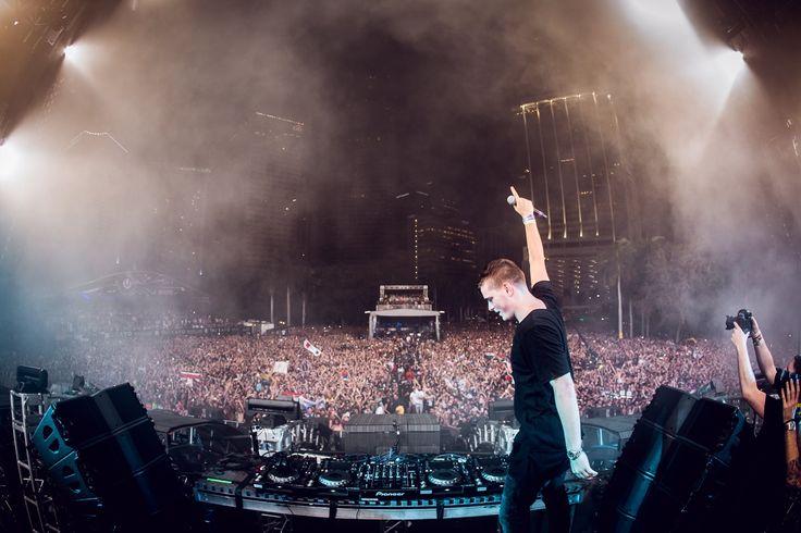 Martin Garrix – Live @ Ultra Music Festival Miami 2016