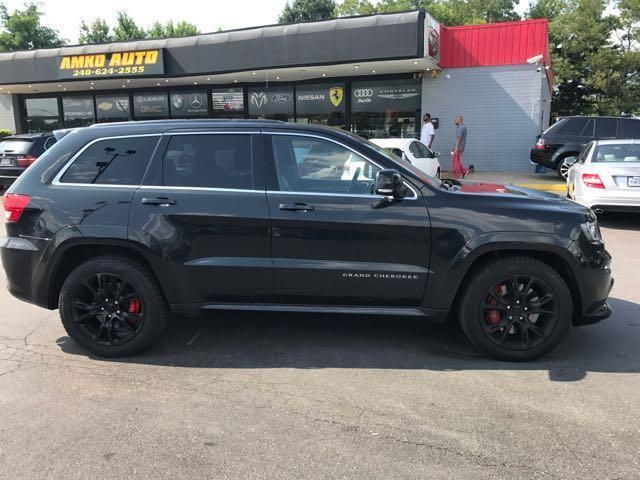 2013 Jeep Grand Cherokee SRT8 - www.amkoauto.com - Laurel, MD 20724