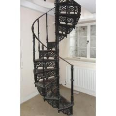 Image result for vintage spiral staircase for sale