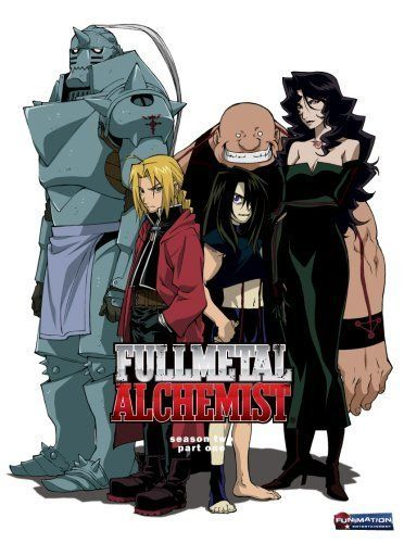 Fullmetal Alchemist-I never missed one episode when it was aired on Cartoon Network-still one of my all-time favorite anime :D