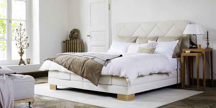 Ein Traum in Weiß: Zeitlose Eleganz für euer Schlafzimmer | Schlaraffia