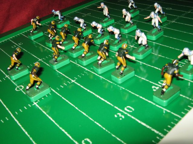 My Older Brothers Electric Football Game