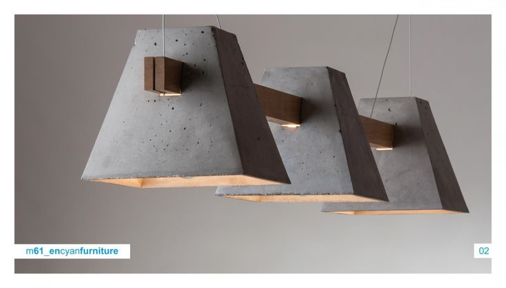 CONCRETE LAMP design - Google Search
