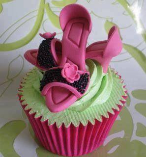Heel cupcakes, love!