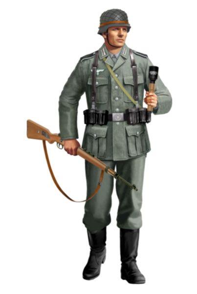 how to change uniform cod ww2