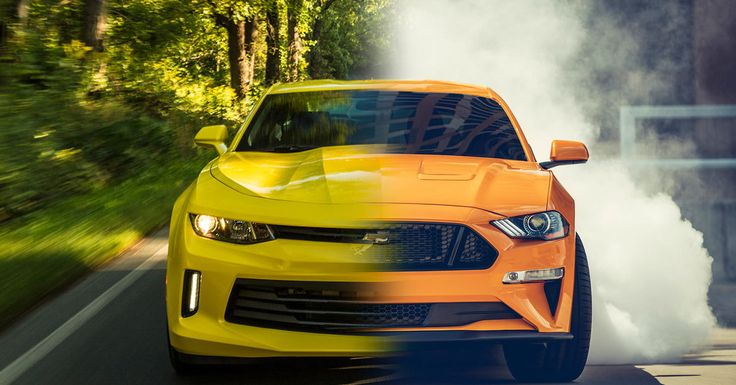 Camaro vs. Mustang: Differences and similarities between two premier pony cars