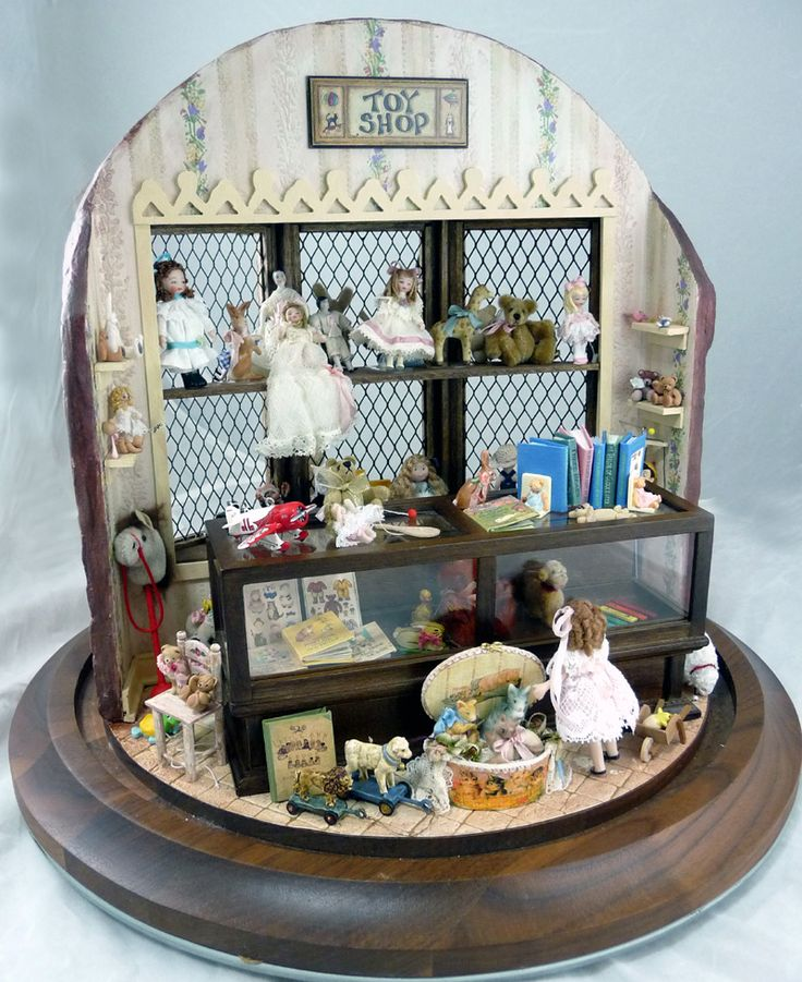 Dollhouse Miniatures Chicago: 31 Best Images About Market Stalls On Pinterest