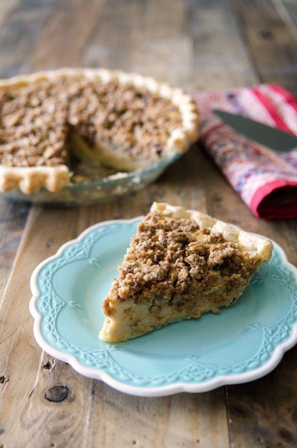 Yogurt Pie with Muesli Crumble | Bob's Red Mill