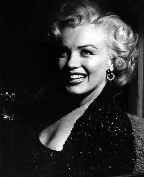 Marilyn Monroe at the Redbook Film Awards, 1953.
