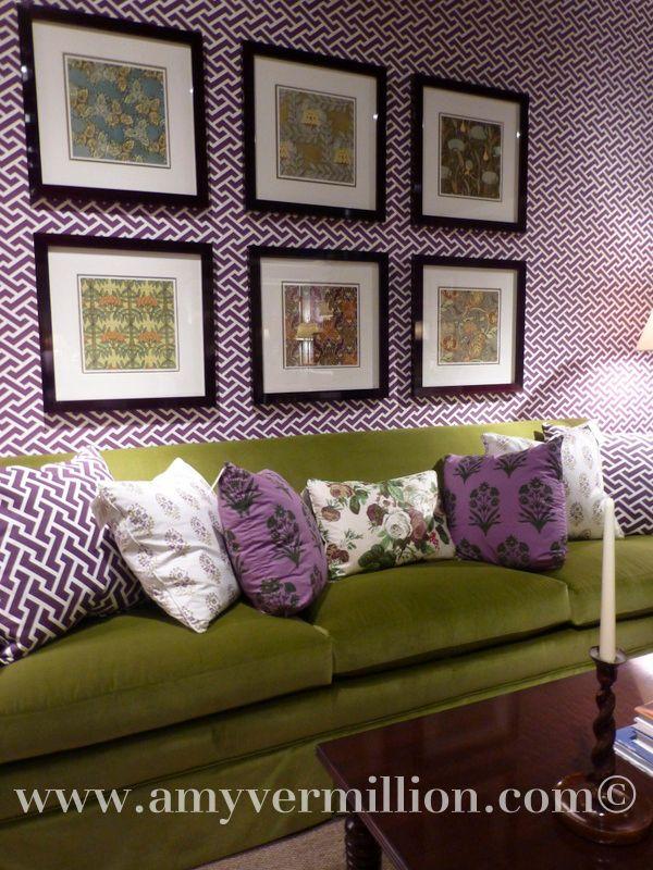 Alexa Hampton Collection Amy Vermillion Interiors Hickory Chair Favorite Designers