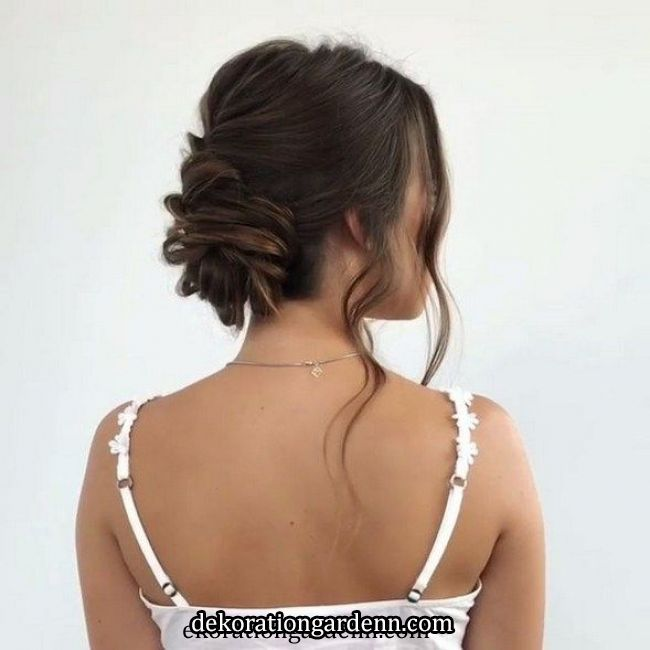 Nov 1, 2019 - 25+ best messy updos hairstyle you need to try this now 32