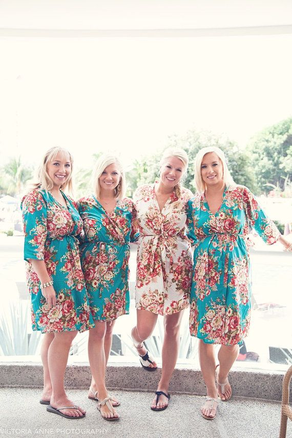 Cheap Bridal Party Robes