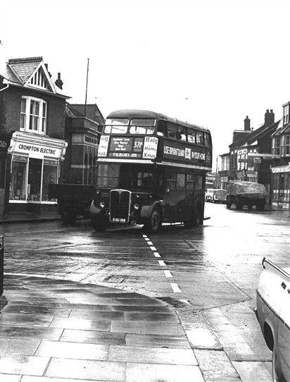 Photo: Illustrative image for the 'London Transport RT bus' page