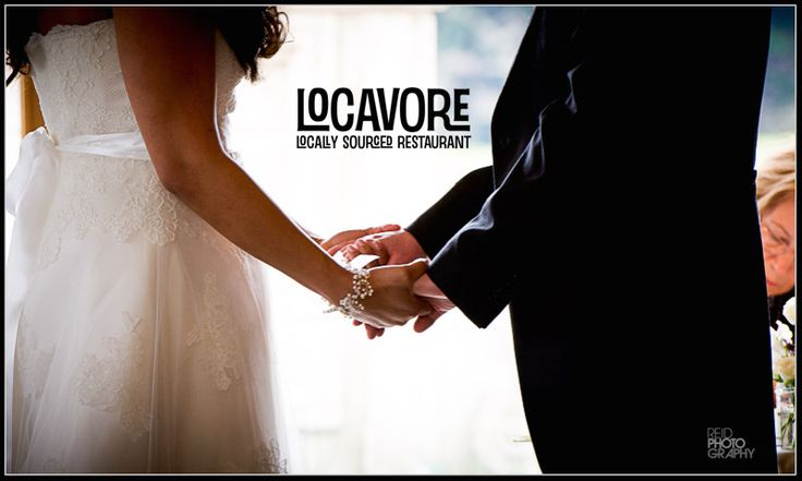 Wedding time at Locavore