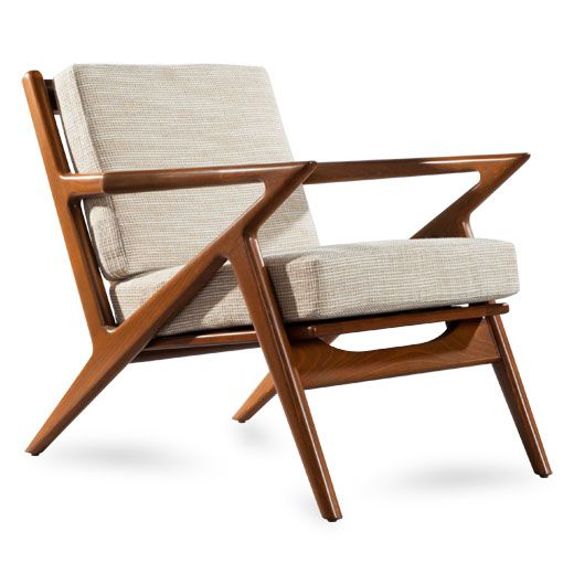 The Kennedy chair - referencing the Poul Jensen Z chair for Selig.