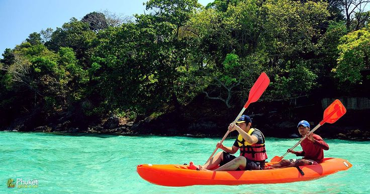 Love kayaking while in Phuket? Monkey Beach and Maya Bay on Phi Phi Island are the best spots for these fun activities. Please go here to send us an inquiry to check out the tour arranged by us - http://phuketnow.com/phiphitour