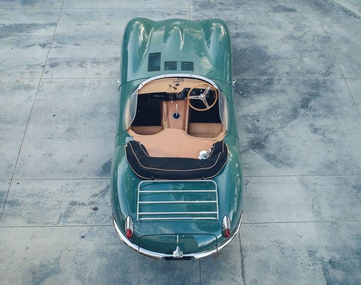 Continuation Jaguar XKSS debuts at Petersen Museum   Hemmings Daily