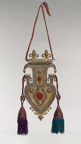 白桦林屠夫的相册-Turkmen Jewelry