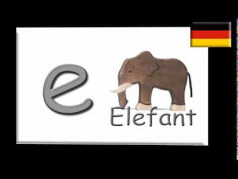 Learn German Alphabet – German Language Alphabet Letters ...