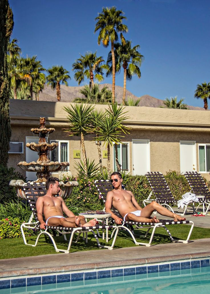Palm Springs Best Gay-Friendly Hotels