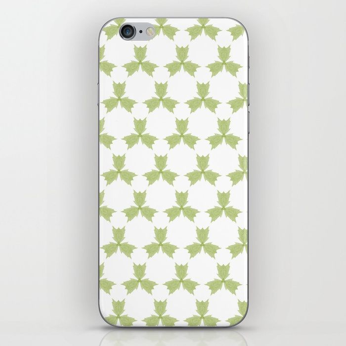 Skins are thin, easy-to-remove, vinyl decals for customizing your device. Skins are made from a patented material that eliminates air bubbles and wrinkles for easy application. three, leaves, green, pattern, group, white, gentle, digital, society6, gifts, shopping, buy, sell, unique #artwork #abstract #green #greenleaves #society6