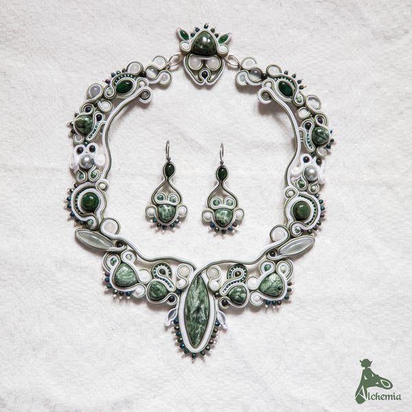 """Enchanted Winter"" Moss w Alchemia na DaWanda.com"