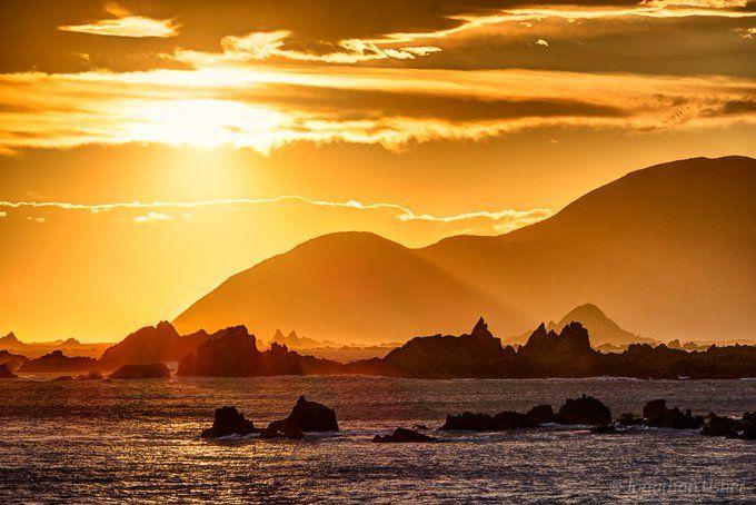 Wellington, New Zealand by Jonathan Usher #newzealandlandscapephotographer