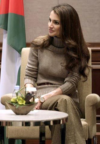 Queen Rania of Jordan - Page 12 - PurseForum