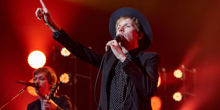 awesome Music News -  Beck Opening For U2 on Joshua Tree Tour