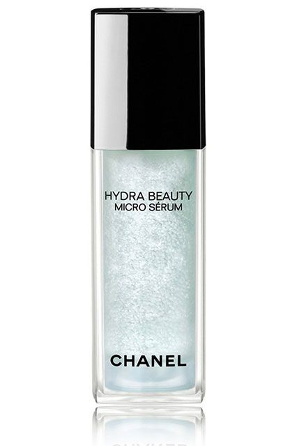 """The Best Beauty Products From 2015 — According To Pros #refinery29  http://www.refinery29.com/editor-best-beauty-products-2015#slide-3  """"I've never been able to pull off the dewy-skin look; on me, it just careens quickly into greasy territory. But as I get older, my skin seems better able to handle products that provide a dewy effect without the shine. This sheer, hydrating serum absorbs quickly and works wonderfully under makeup — and keeps my skin from looking oily, even as it feels…"""