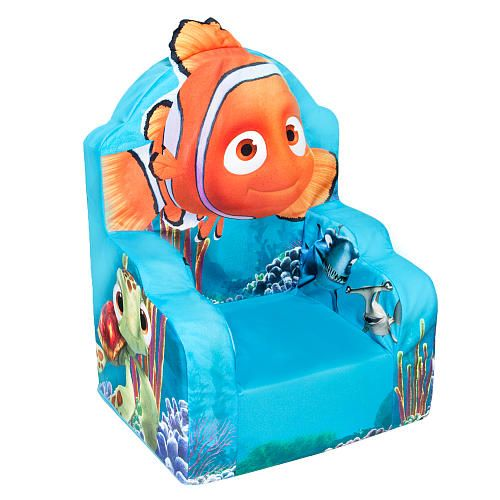 Marshmallow High Back Chair Disney Pixar Finding Nemo